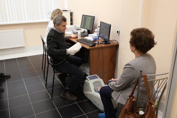 Специалисты по остеопорозу в спб